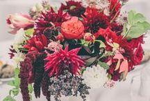 Floral Inspiration - Reds