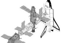 Space that could be / Unreal space exploration