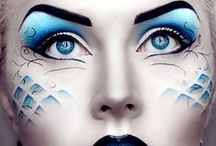 Maquillage Fantaisie-Fantasy Make-up