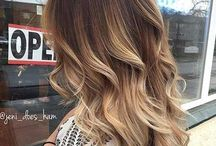 ChEvEux BrondE-Bronde Hair