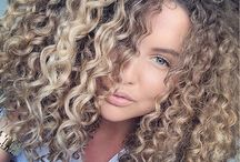 ChEvEux FrisÉ-Texture Hair / Coloration-Haircolor-Cheveux Frisé-Curly-Textute