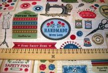 Love Fabrics...et Tissus ! / Tissu Patchwork, Tissus pour loisirs créatifs .patchwork.et Toiles enduites disponibles dans l'Atelier ou en ligne