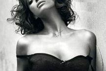 sensuality in b&w