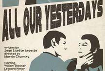 Star Trek (TOS) episodes retro posters