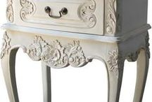 French Bedsides by Lock Stock and Barrel Furniture / Looking for bedsides to compliment your French bed? Check out our large selection which includes intricately hand carved bedsides such as the Rococo or French round bedside as well as the simple lines of the 4 drawer Louis to name just a few.