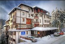 Best ski hotels in Pamporovo, Bulgaria / Find a hotel for your ski holiday in Bulgaria!