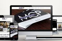 Our Websites / These are websites that MCP Interactive designed and developed.