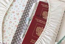 Папки, холдеры, обложки на паспорт