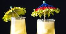 Cocktails from Mid-Life Croissant