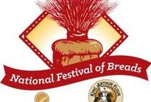 National Festival of Breads / These delicious recipes are finalists from the National Festival of Breads, America's only amateur bread baking contest. These are tried, tested and OH SO GOOD!