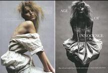 Fashion Editorials / Editoriales de moda
