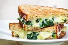 National Grilled Cheese Month! / April is National Grilled Cheese Month! Grab these great twists on a classic and have your family asking for more!