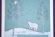 Sarah Bell's Stampin' Up Cards