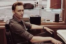 """Tom Hiddleston / I don't think I need to say anything but this: """" Because Tom Hiddleston...that's why."""" / by Nasha Oralee"""