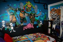 Kane's bedroom ideas