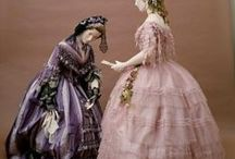Historical Fashion / Clothes from the past that are beautiful and I wish I could wear now. / by Melanie Chandler