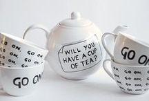 Mug & teapot