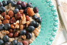 Happy ontbijtjes l happy breakfast <3 / Recepten voor een heerlijk en gezond ontbijtje! - Happy-and-healthy.nl l #happy #healthy #happyhealthynl #breakfast #ontbijt #gezond #recept #recepten #lekker #eatclean #cleaneating #yummy #foodinspiration