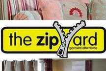 Our Work / Clothing alterations by ZipYard http://www.thezipyard.co.uk/