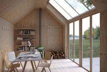 Cabines / Cabine, cabane, mirco architecture, petit espace