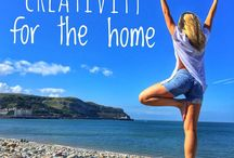 Creativity at Home / Home stuff