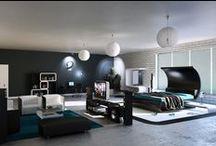 Modern living / Modern homes