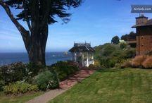 Romantic California Coast Getaways / Elk Cove Inn & Spa