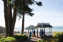 Eloped on The Mendocino Coast / Elk Cove Inn Coastal Elopement wedding