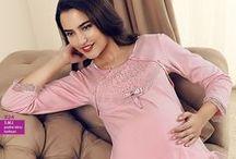 Lohusa Giyim / Emziren #anne ler için en rahat, en şık #lohusa #pijama takımları | Mark-ha.com #stylish #fashion #newseason #yenisezon #trend #moda #hamile #lohusa #doğumçantası #hastaneçıkışı