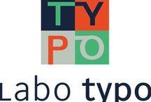 Le Labo Typo / http://labo-typo.fr © 2016 Labo Typo