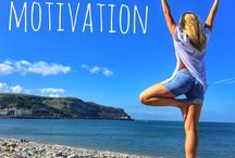 Motivation / All things for life motivation; fitness, wellbeing, psychological and emotional