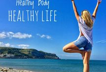 Blog - Healthy Mind • Healthy Body • Healthy Life / Please follow the link in my bio to my Blog site