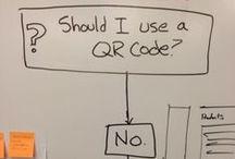 QR Fundstücke / Use Cases und Fails mit QR Codes / by mobile zeitgeist