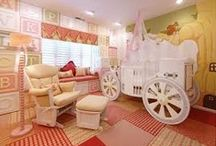 Sugar and Spice and Everything Nice / Little Girl Rooms/Nurseries