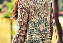 Crochet vêtements