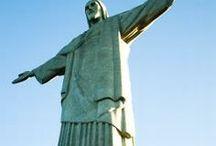 Alguns Pontos Turísticos / Pontos para o turismo dentro do Brasil