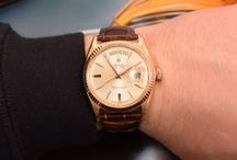 Featured Vintage Watches / Fine, collectible, and rare watches of interest from our selection.  See the full catalog of vintage timepieces at: www.secondtimearoundwatchco.com