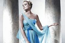Fashion - 1930's to 1990's / Gowns and dresses of the 20th century after the Roaring Twenties / by Lynda Pitman