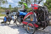 Przyczepki rowerowe / Przyczepka rowerowa umożliwia rodzinne aktywności przez cały rok. Bieganie, spacery, narty biegowe czy trekking - to wszystko jest możliwe po dokupieniu odpowiednich zestawów.