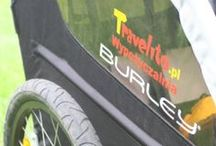 Testy przyczepek rowerowych / Przyczepka rowerowa to dość drogi sprzęt. Warto ją samemu przetestować przed zakupem. Ale wybór przyczepki warto zacząć od lektury testu przygotowanego przez ekspertów od przyczepek rowerowych.