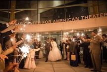 Congratulations Kaisha & Quinton / Our Win A Wedding Contest Winners Kaisha Sutton & Quinton Huguley were wed on January 2, 2015 in a beautiful, magical and FREE celebration at the Mead Center