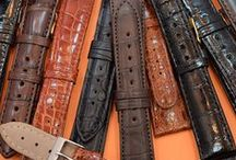Watch Straps / High quality, long-lasting watch straps for your timepiece.