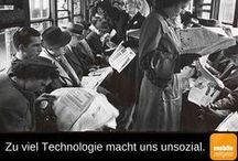 Tech Quotes / Funny, Inspiring, Worth Thinking About. / by mobile zeitgeist
