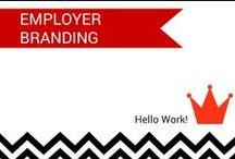 Employer branding / Employer branding. Linki do najciekawszych akcji pracodawców. Rekrutacja, akcje wizerunkowe, wizerunek pracodawcy w Internecie. Tu zbieramy najlepsze pomysły!