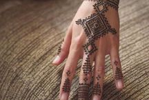 Mehendi❤️ / Designs I'd like to try