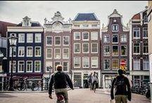 PAYS-BAS / Voyage au Pays Bas : Utrecht, Amsterdam, La Haye -  Trip in Netherlands .
