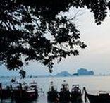 THAILANDE / Voyage en Thailande : Krabi, Tonsai Beach, Maya Bay