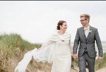Nordseehochzeit - Langeoog / Anna und Hendrik heiraten mit Familie und Freunden auf der Nordseeinsel Langeoog.