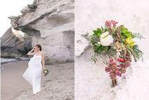 Sukkulenten-Brautstrauß in Almeria / Ein Brautstrauss mal ganz anders. Unser Sukkulenten-Brautstrauss aus unserem Shooting in Almeria.