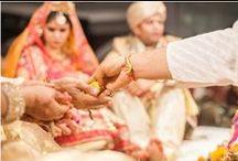 Indische Hochzeit - Neu-Delhi